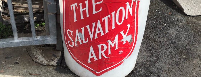 The Salvation Army is one of Michaelさんのお気に入りスポット.