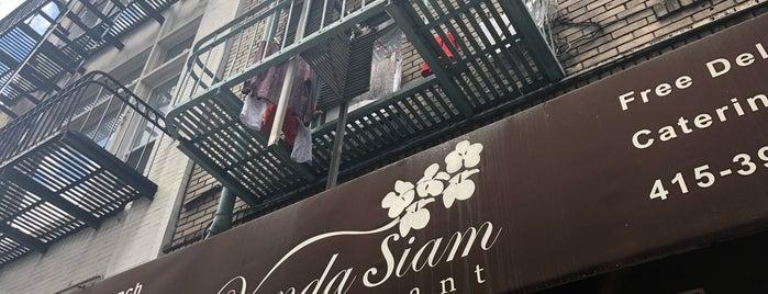 Vanda Siam Kitchen Restaurant is one of Renさんのお気に入りスポット.
