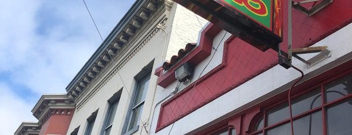 El Gran Taco Loco is one of San Francisco 2.