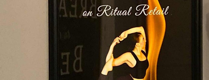 Ritual Hot Yoga - Fidi is one of Taniさんのお気に入りスポット.