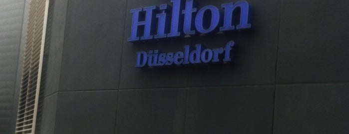 Hilton Düsseldorf is one of Hoteles del mundo.
