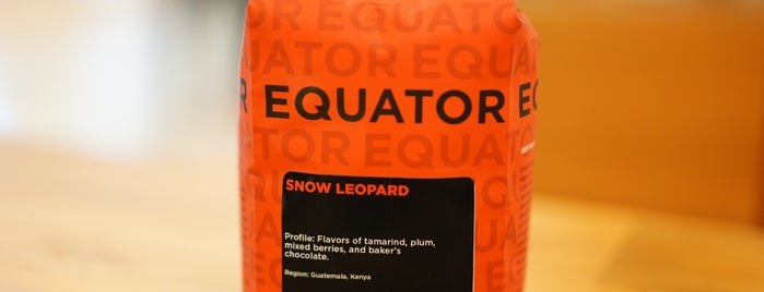 Equator Coffees & Teas is one of 2017 in SF.