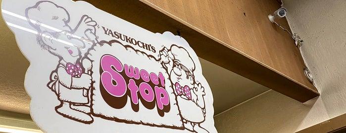 Yasukochi's Sweet Stop is one of SF Bakeries.