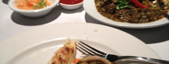 Bombay Exotic Cuisine of India is one of 2011 Dining Out for Life San Diego.