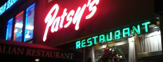 Patsy's Italian Restaurant is one of NYC.