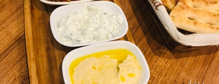 Ottoman Grill is one of Esra : понравившиеся места.