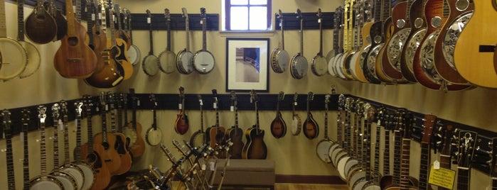 Gruhn Guitars is one of Anna: сохраненные места.