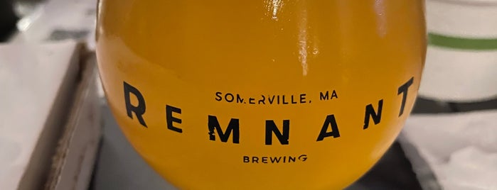 Remnant Brewing is one of Bars.