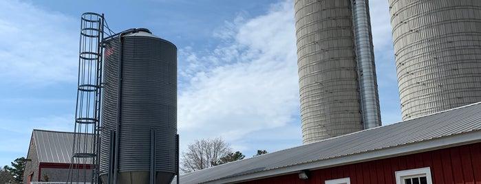 Hornstra Farm is one of icelle'nin Beğendiği Mekanlar.