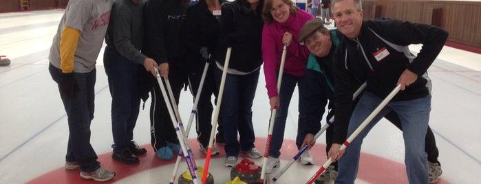 KMCC Kettle Moraine Curling Club is one of Tempat yang Disukai Rachel.