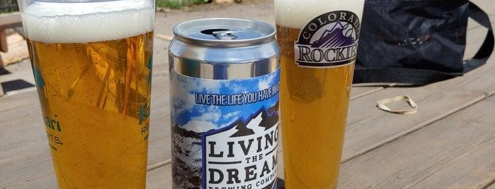 Living The Dream Brewing is one of Scott : понравившиеся места.