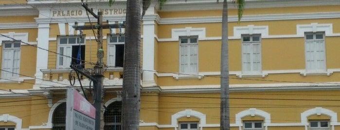 Palácio da Instrução is one of Cuiaba MT.