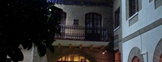 Hotel Anfiteatro Romano 3* is one of Hoteles en España.