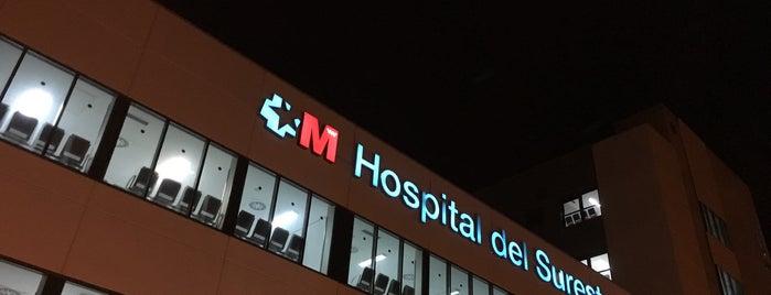Hospital del Sureste Arganda del Rey is one of สถานที่ที่ Miguel ถูกใจ.