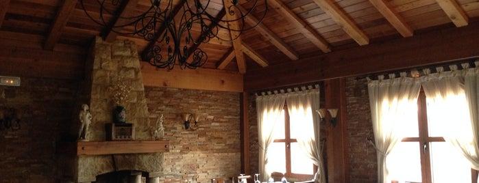 El llantar de la Sierra is one of Restaurantes a los que vuelvo  y volveré.