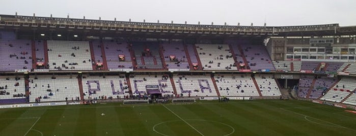 Estadio José Zorrilla is one of 2013-14 La Liga Stadium.