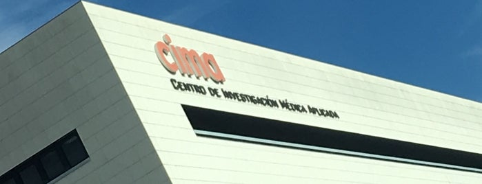 CIMA Universidad de Navarra is one of Campus UNAV.