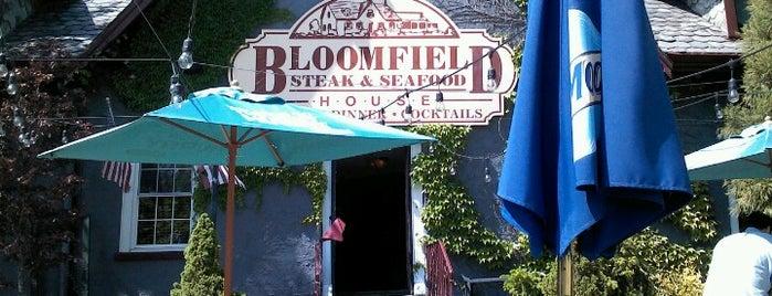 Bloomfield Steak & Seafood House is one of Lieux sauvegardés par Stuart.