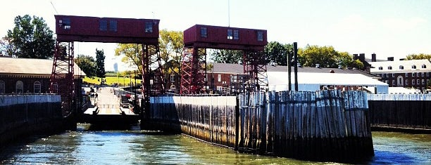 Governors Island is one of NYC Outings.