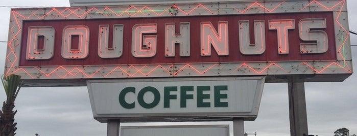 Krispy Kreme Doughnuts is one of Jacksonville.