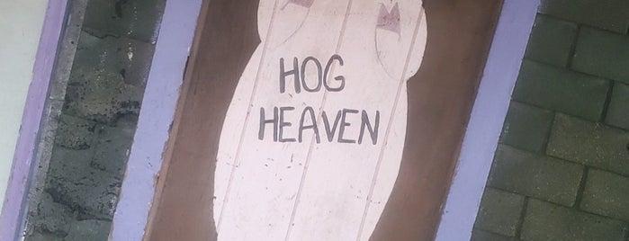 Hog Heaven Ice Cream is one of Pennsylvania.
