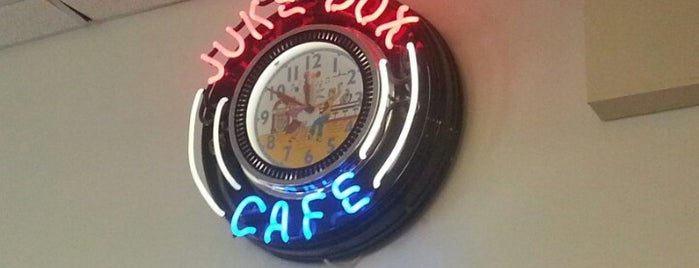 Jukebox Cafe is one of Foodie - Misc 1.