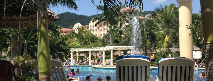Piscina Hotel Rîu is one of Costa Rica.