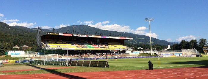 Lavanttal Arena is one of Football Arenas in Europe.