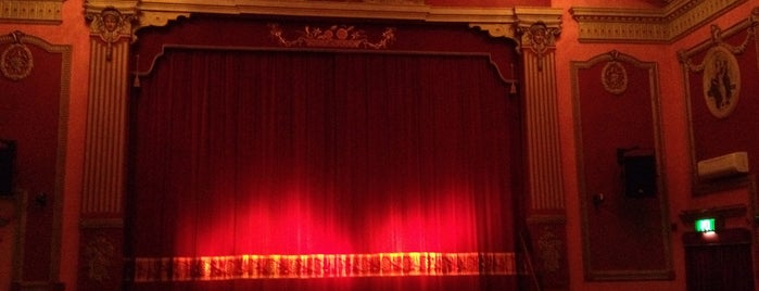 Savoy Theatre is one of Paranormal Sights.