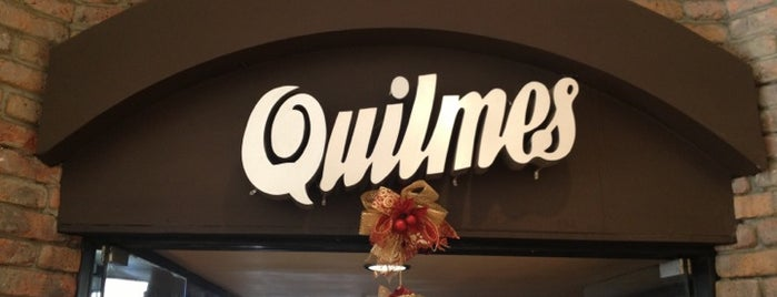 Quilmes is one of 20 favorite restaurants.