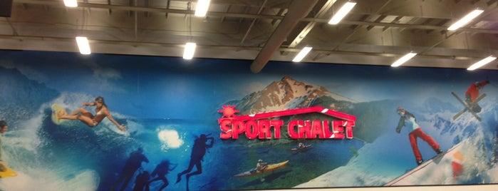 Sport Chalet is one of Krista : понравившиеся места.
