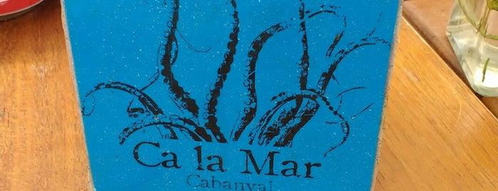 Ca la Mar is one of Valencia - restaurants & tapas bars.