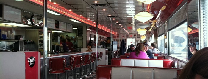 Kroll's Diner is one of Minot, ND.