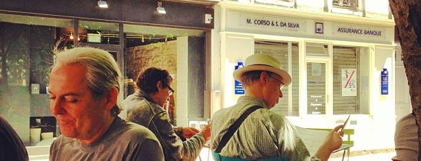 Caffe Soprano is one of Les 400 lieux branchés de Paris : Boire.