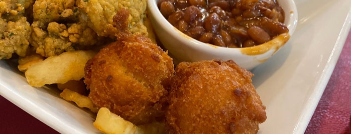 Simply Southern Kitchen is one of New Places to go.