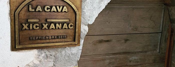 Xic Xanac is one of Refugio.