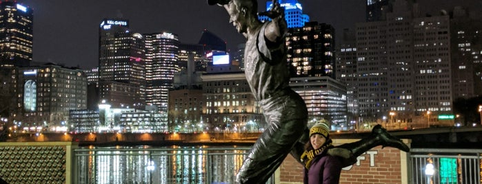 Mazeroski Statue is one of Pittsburgh.