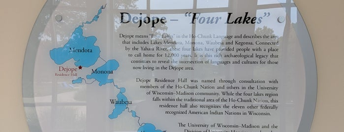 Dejope Residence Hall is one of Residence Halls.