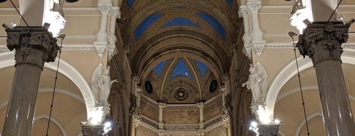 Santa Maria Delle Grazie Al Naviglio is one of Orte, die Vlad gefallen.