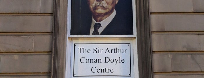 Arthur Conan Doyle Centre is one of Edimburgo.