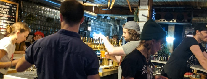 Marz Community Brewery is one of Chicago - Old Faves.
