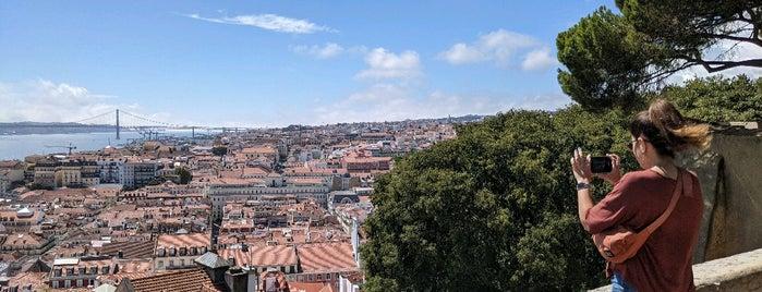 Miradouro do Castelo de São Jorge is one of Lisbon.