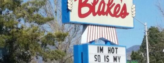 Blake's Lotaburger is one of Orte, die John gefallen.