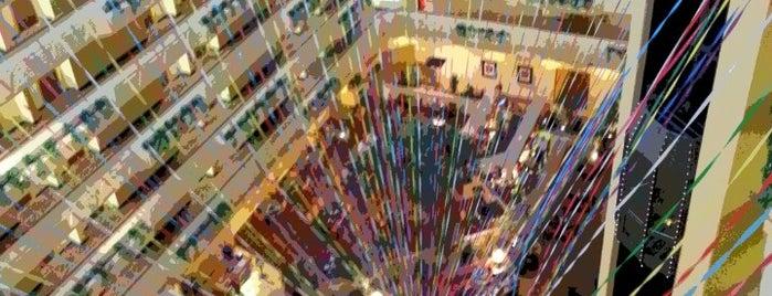 Albuquerque Marriott Pyramid North is one of Albuquerque.