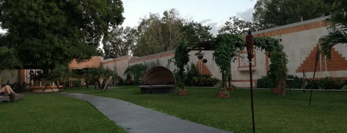 Palacio Maya is one of Orte, die Joaquin gefallen.