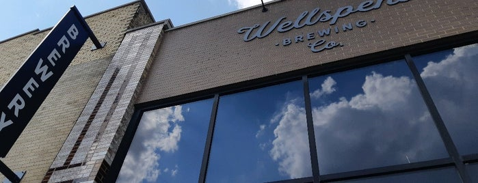 Wellspent Brewing Company is one of STL.