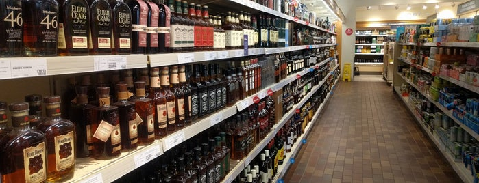 LCBO is one of Good Spirit Spots.