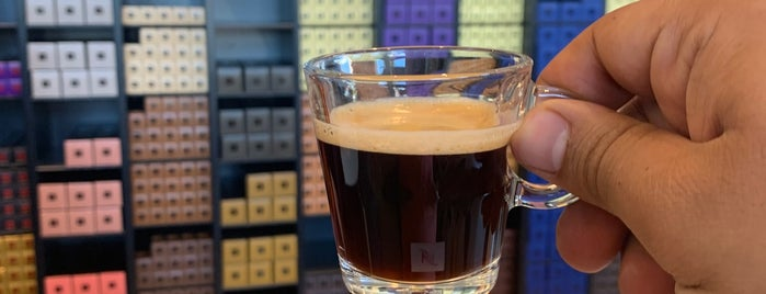 Nespresso is one of Dominicさんのお気に入りスポット.