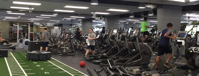 Cisco - LifeConnections Fitness Center is one of Capoeira 님이 좋아한 장소.