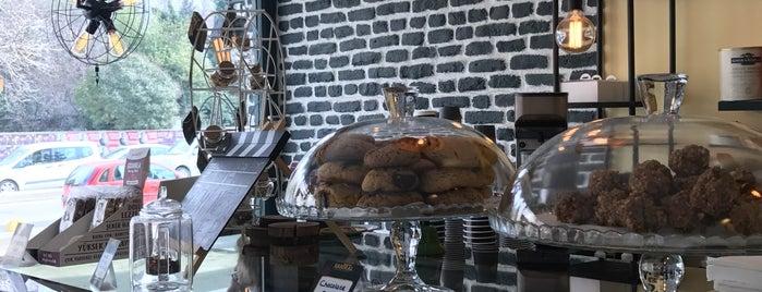 Santral Coffee House is one of #kahvemtermosta mekanları.
